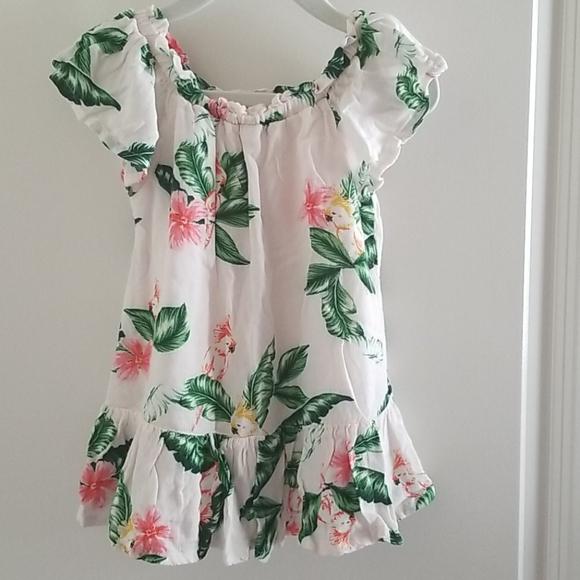 Casual dress baby girl